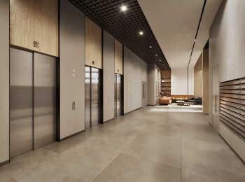 Лифтовая зона